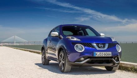 All-new Nissan Juke to arrive in 2017, fresh CMF-B platform