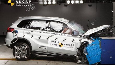 New Suzuki Vitara & Kia Optima awarded 5-star ANCAP safety