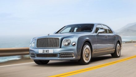Next Bentley Mulsanne could use fully electric powertrain