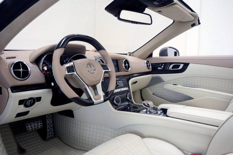 2016 Brabus 800 SL 65 AMG-interior