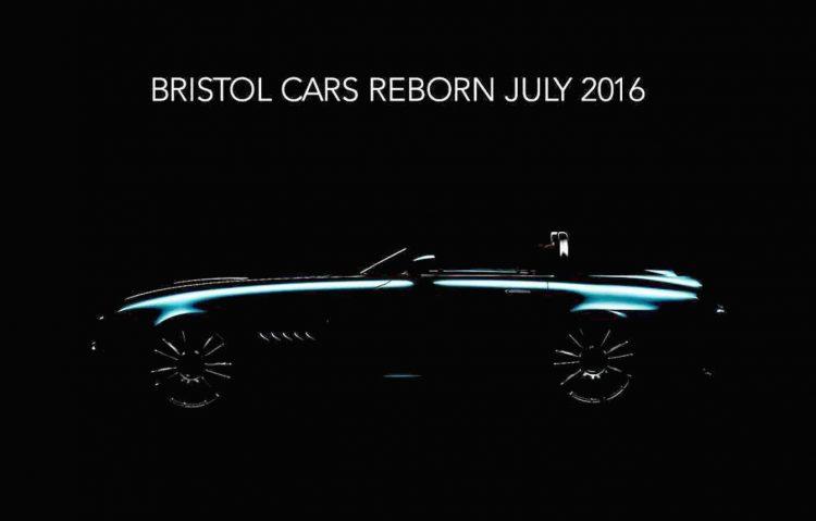 2016 Bristol Bullet