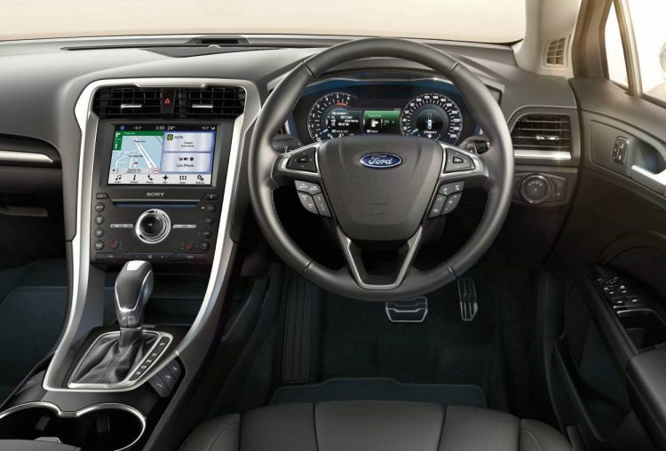 2016 Ford Mondeo SYNC 3