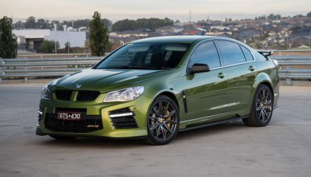 2016 HSV GTS GEN-F2 review (video)