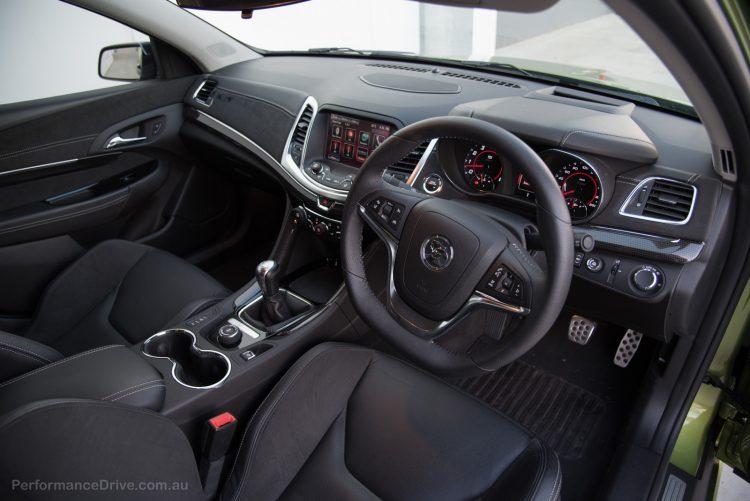 2016 HSV GTS-interior