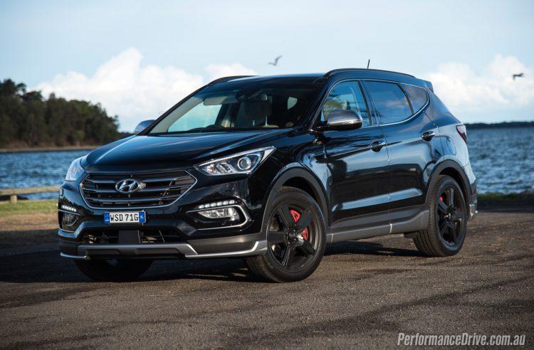 2016 Hyundai Santa Fe SR