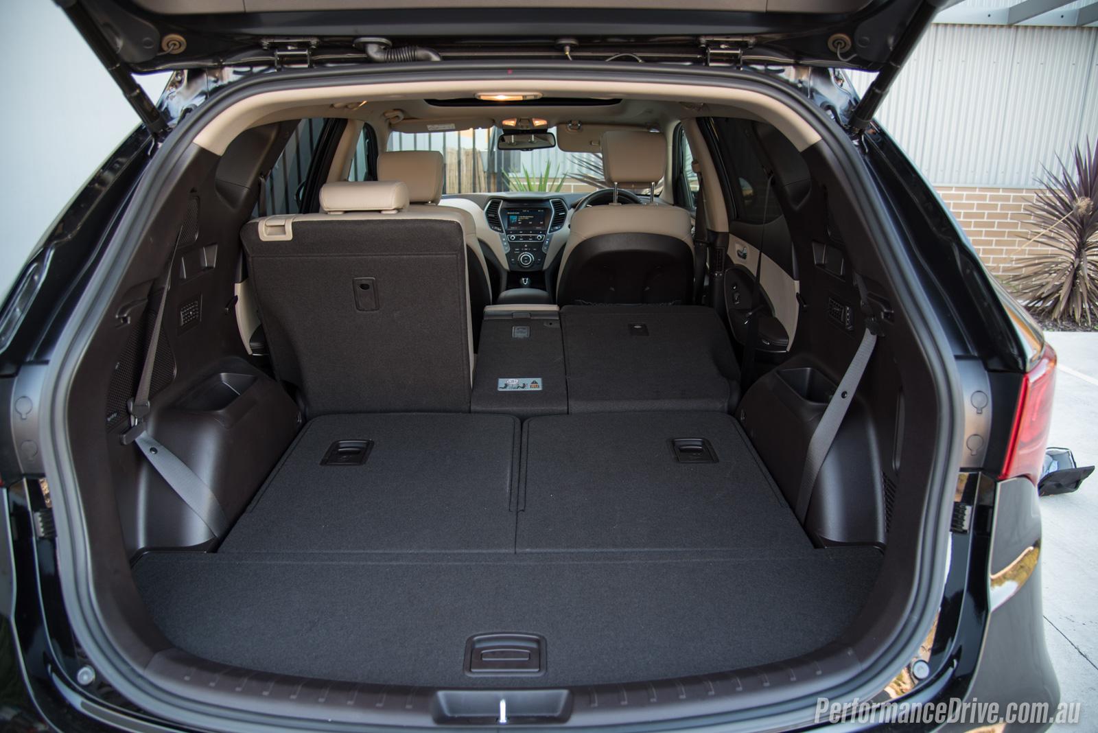 2016 Hyundai Santa Fe Sr Review Video Performancedrive