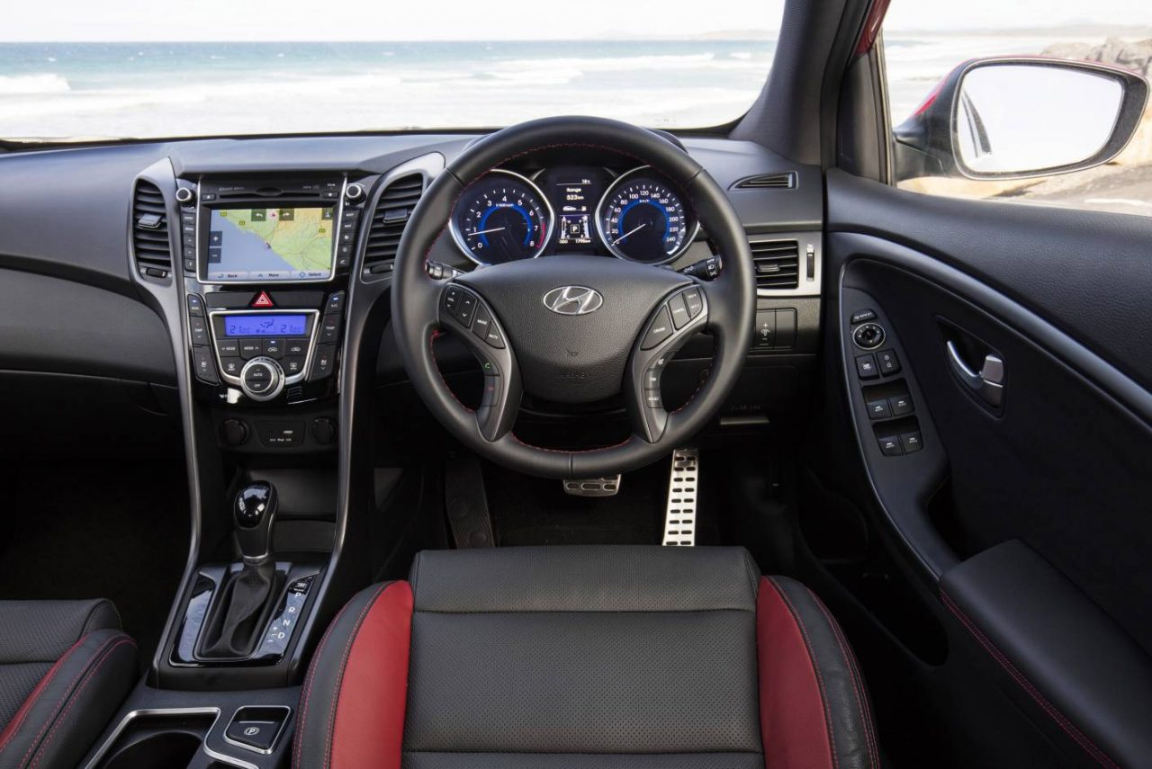 Sporty 2016 Hyundai I30 Sr Series Ii Announced For
