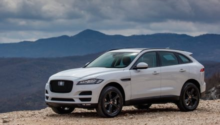 Jaguar planning larger 'J-PACE' SUV, above F-PACE