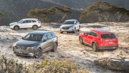 2016 Mazda CX-9 now on sale in Australia from $42,490
