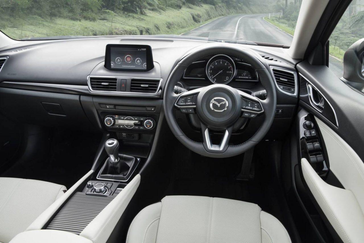 2016 Mazda3 Update On Sale In Australia From 20 490