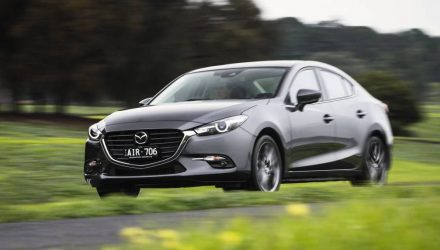 2016 Mazda3 update on sale in Australia from $20,490