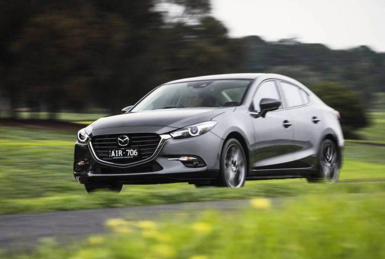 2016 Mazda3 Astina-sedan