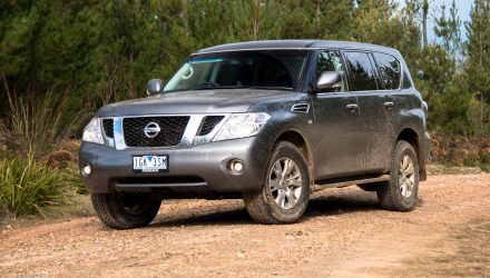 2016 Nissan Patrol Ti V8 'Y62' review (video)
