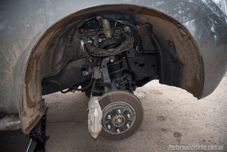 2016 Nissan Patrol Ti-brakes