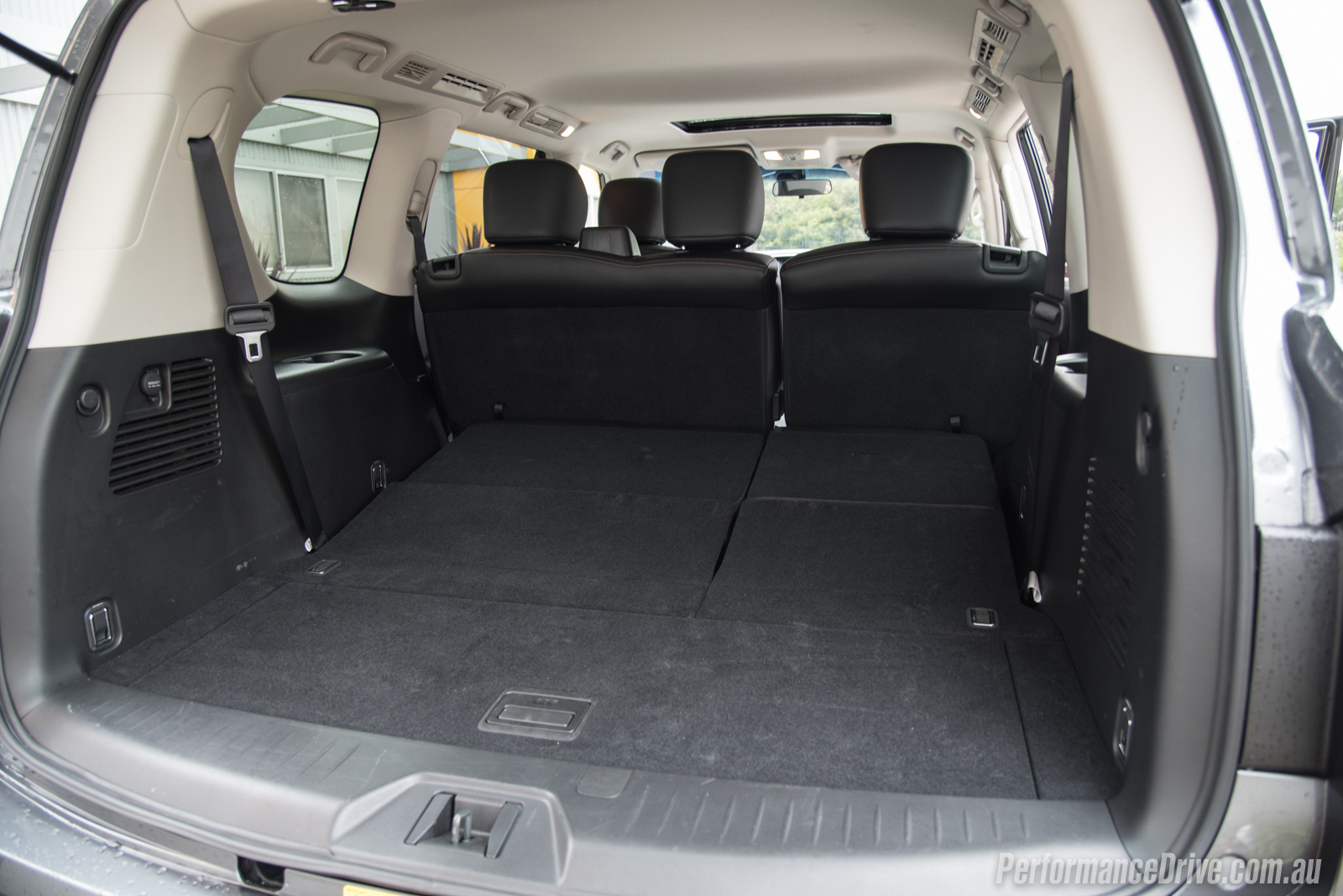 New Range Rover Sport 2018 >> 2016 Nissan Patrol Ti-cargo space