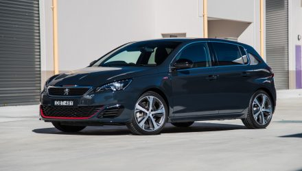 2016 Peugeot 308 GTi 250 review (video)