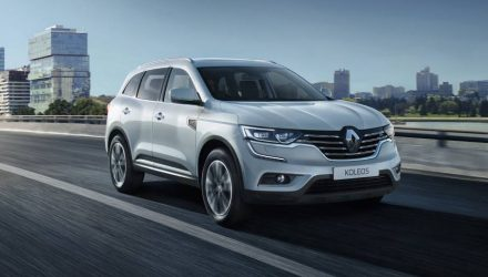 All-new Renault Koleos makes global debut in Australia
