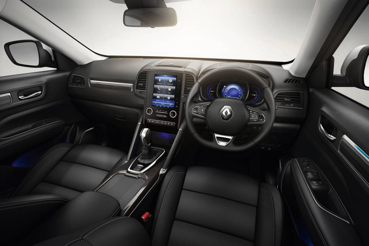 All-new Renault Koleos makes global debut in Australia ...