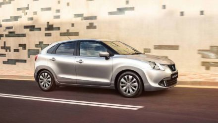 2016 Suzuki Baleno on sale in Australia, new turbo option