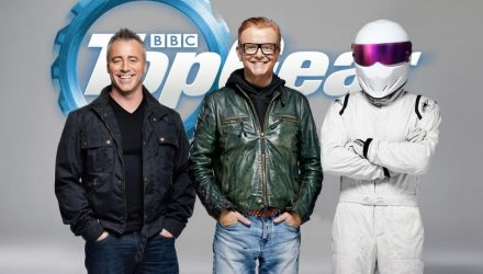 Chris Evans quits Top Gear following ratings drop