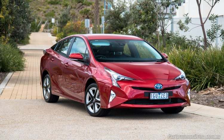 Creative 2016 Toyota Prius ITech Review Video  PerformanceDrive