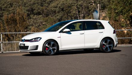 2016 Volkswagen Golf GTI review (video)
