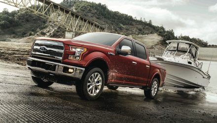 2017 Ford F-150 EcoBoost revealed, debuts 10-speed auto