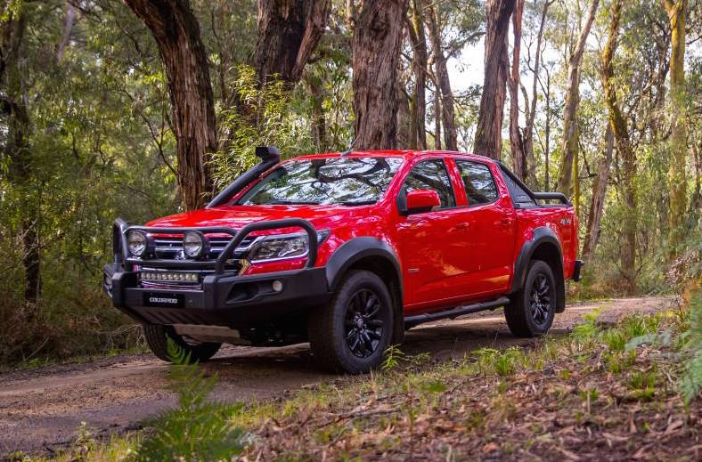 2017 Holden Colorado unveiled, goes on sale September 1 ...