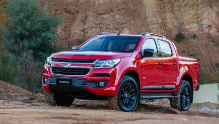 2017 Holden Colorado unveiled, goes on sale September 1