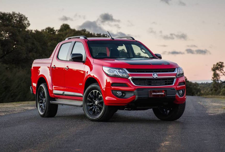 2017 holden colorado unveiled goes on sale september 1 performancedrive. Black Bedroom Furniture Sets. Home Design Ideas