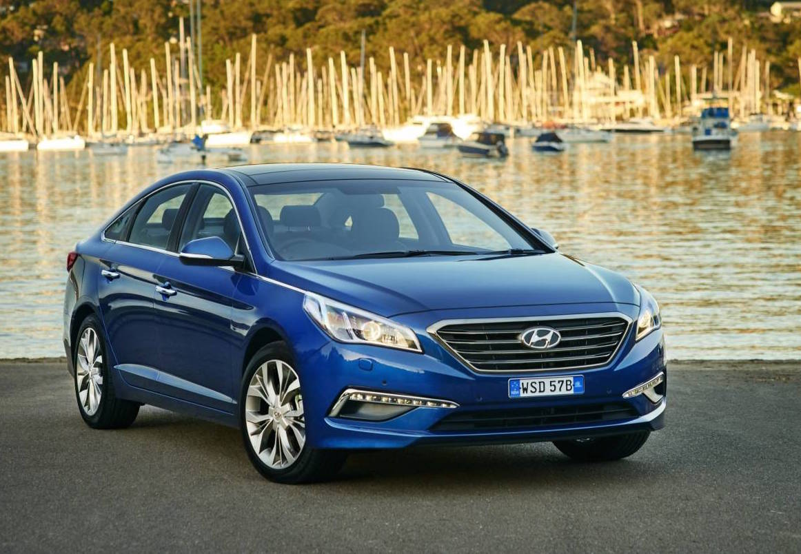 2017 hyundai sonata on sale in australia from 30 590 performancedrive. Black Bedroom Furniture Sets. Home Design Ideas