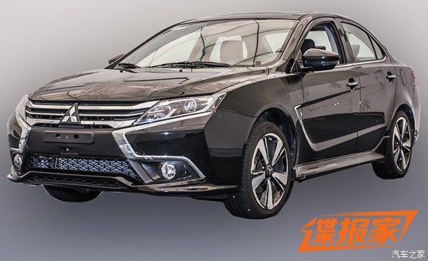 2017 Mitsubishi Lancer-China