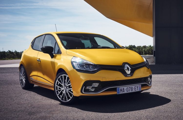 2017 Renault Clio R.S.