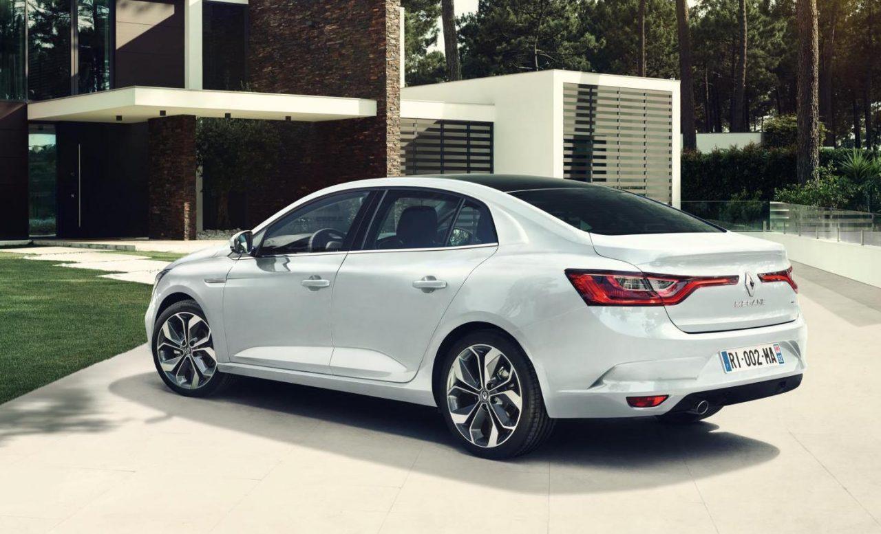 Nuevo Renault Megane Sedan Image Gallery Hcpr