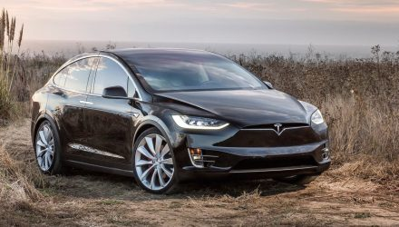 Tesla Model X will go on sale in Australia from $111,900