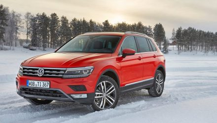 2017 Volkswagen Tiguan on sale in Australia from $31,990