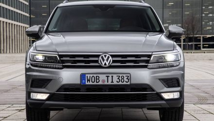 Australians not swayed by VW dieselgate, strong demand for new Tiguan