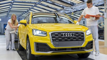 Audi Q2 small SUV production commences, arrives in Australia early 2017