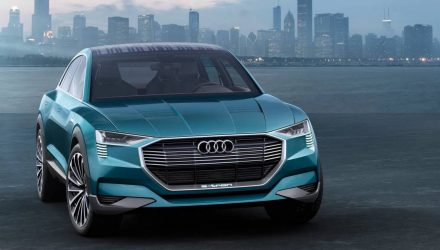 Audi EVs to account for 25% of its sales by 2025 – report