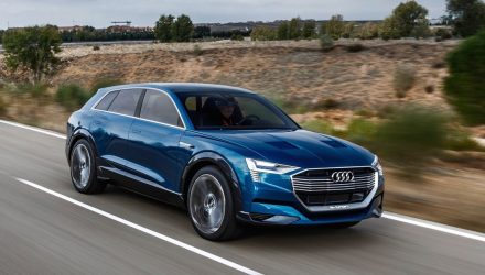Audi boss confirms 3 electric models by 2020