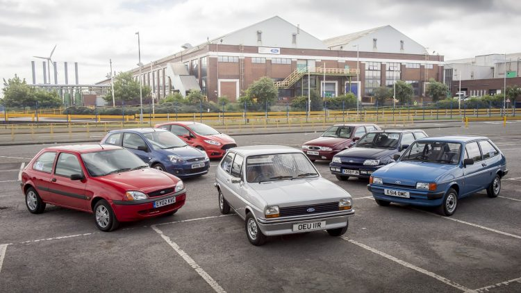 Ford Fiesta family history