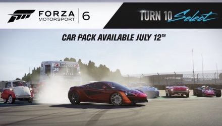 Forza 6 July expansion