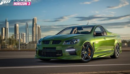 More Forza Horizon 3 cars confirmed, includes HSV GTS ute
