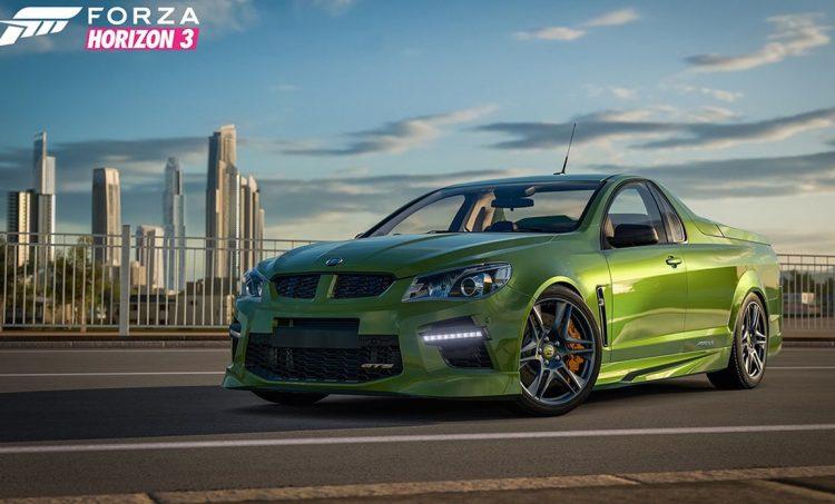Forza Horizon 3-HSV GTS ute