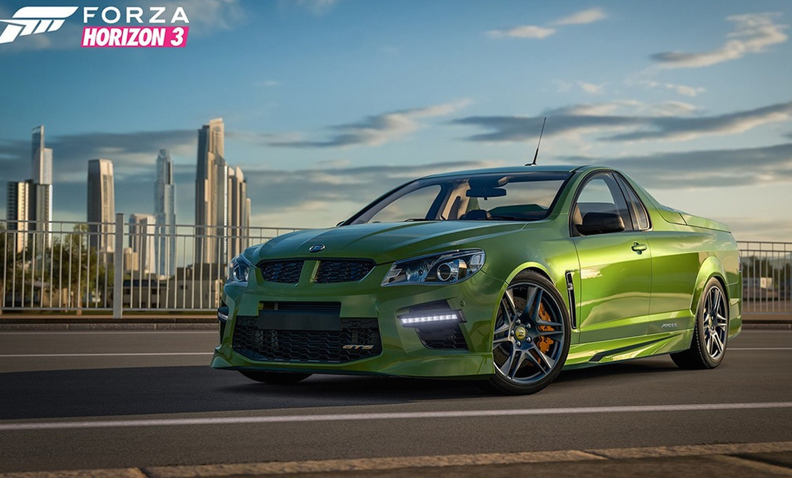 more forza horizon 3 cars confirmed includes hsv gts ute. Black Bedroom Furniture Sets. Home Design Ideas