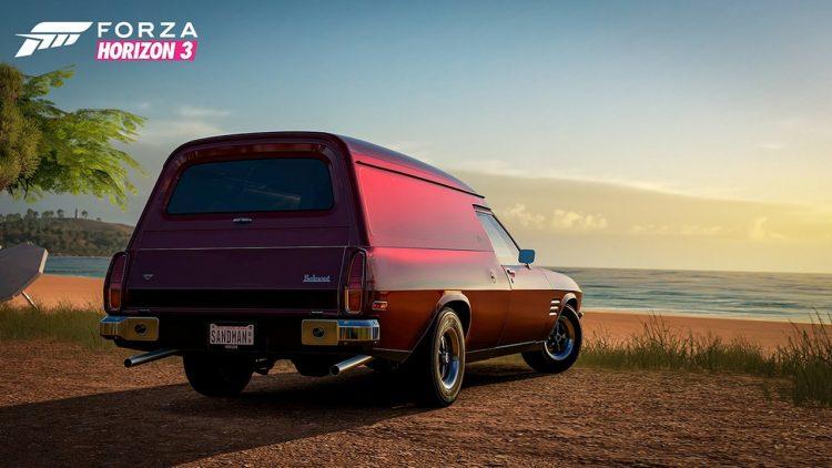 Forza Horizon 3-Holden Sandman