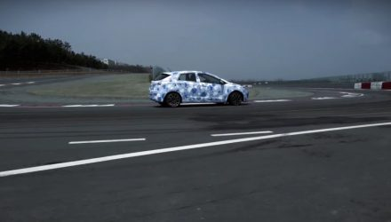 Hyundai previews i30 N hot hatch, sounds potent (video)