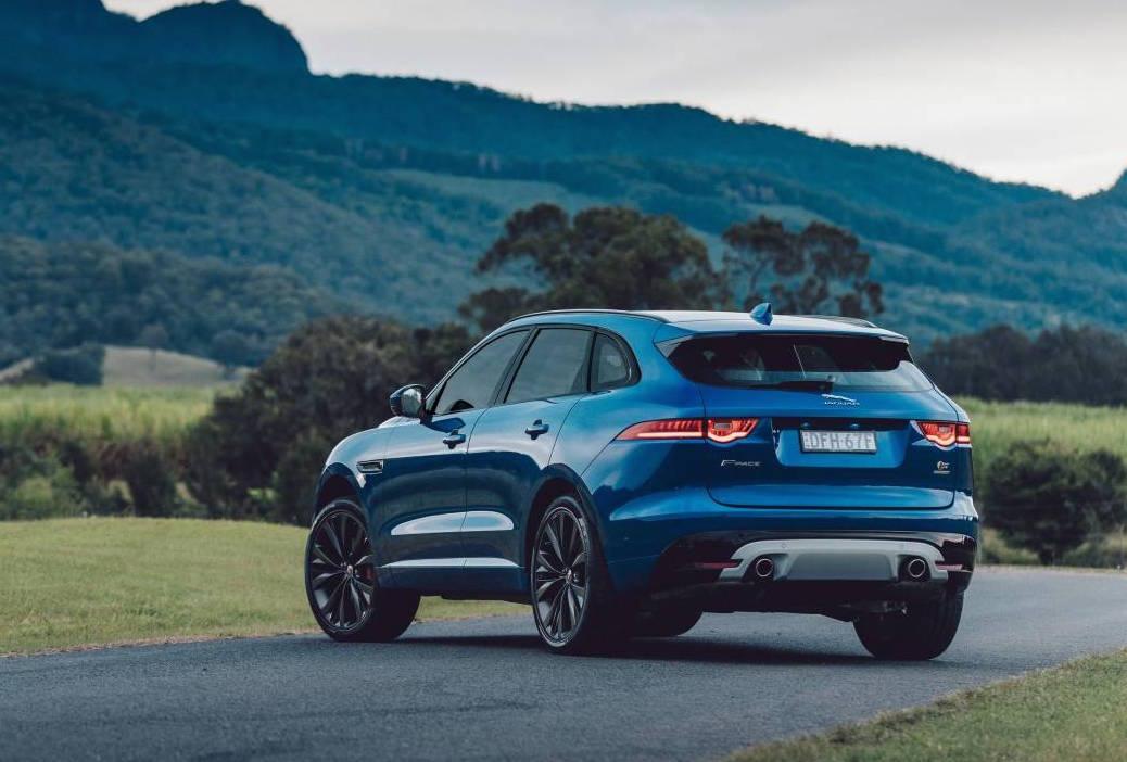 Jaguar F Pace Interior >> Jaguar F-Pace now on sale in Australia from $74,340 ...