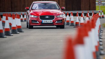 Jaguar Land Rover starts real-world autonomous & connectivity testing