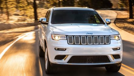 Jeep Grand Wagoneer to be bespoke luxury model, arriving after 2019
